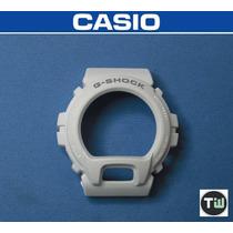 Capa/bezel Original G-shock Casio Dw-6900 Branca