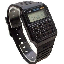 Relógio Casio Ca 53 W Calculadora Alarme Cronômetro Nf-e