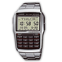 Relógio Calculadora Casio Dbc-32d-1 Garantia Oficial Brasil