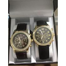 Kit Com 2 Relógios Xoxo Importados Eua