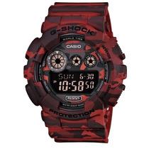 Relógio Casio G-shock Gd 120cm 4dr - Garantia Oficial Brasil