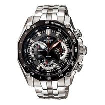 Relógio Casio Edifice Ef-550 D Cronógrafo Sebastian Vettel P