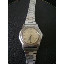 Antigo Relógio De Pulso Feminino Mido Automatic Multifort