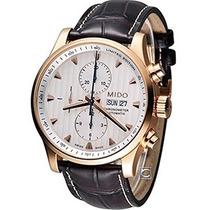 Relógio Mido Multifort M0054171605120 Cronografo Automatico