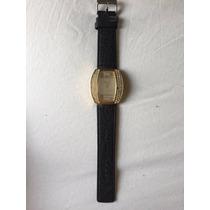 Relógio Puma Original Dourado Feminino Com Brilhantes