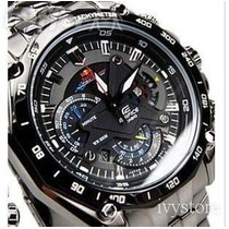 Casio Edifice Ef-550rbsp - Red Bull - Pêndulo!!