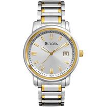 Relógio Bulova 98b157 Highbridge Masculino Misto Dourado