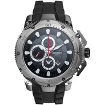 Relógio Orient Cronógrafo Mbtpc005 - Garantia E Nf