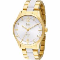 Relógio Dumont Feminino Ref: Du2036lsg/4b