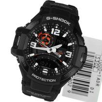 Relógio Casio G-shock Ga-1000 Ga1000 Bússola Termômetro