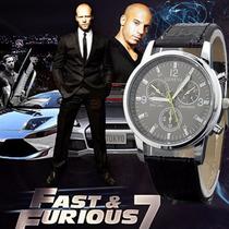 Relógios Homen Marca Genebra Pronta Entrega Relógios Quartzo