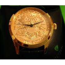 Relógio Suíço Croton Ouro Citizen Bulova Hilfiger Nautica