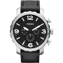 Lindo Relógio Fossil Nate - Jr1436 ( Com Nf Eletronica )