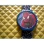 Relógio Digital Do Spiderman2 - Funciona De Verdade.