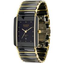 Relógio Technos Masculino Ceramic Sapphire Gn10aa/4p