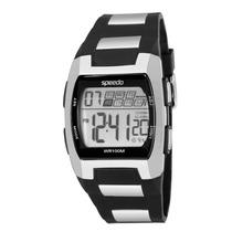 Relógio Speedo Cronometro 2 Alarmes 65035g0ecnp2 B