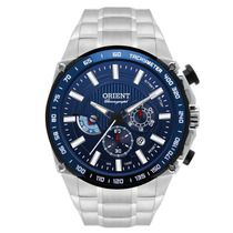 Relógio Orient Cronógrafo Analógico Masculino Mbssc077 D1sx