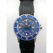 Relógio Original Tag Heuer Professional 200 Metros Perfeito