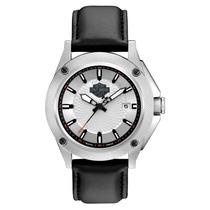 Relógio Bulova Harley Davidson - Wh30377q - Garantia E Nf