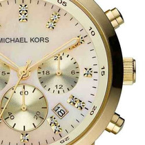 Relógio Michael Kors Mk5217 Madreperolá Frete Gratis Via Pac