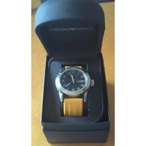 Relógio Original Emporio Armani Masculino - Pouco Uso.