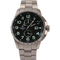 Relógio De Pulso Magnum Titânio Masculino - Mt30099t