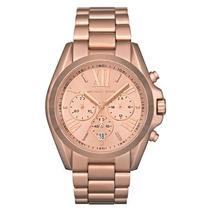 Relógio Michael Kors Mk5503 Rose Gold Original, Com Caixa.