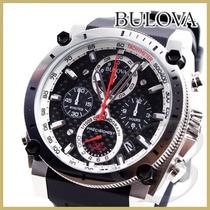 Relógio Bulova Precisionist 98b172 Cronografo -12x Sem Juros