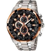 Relógio Casio Edifice Ef-539 D-1a5v Cronógrafo Wr-100m Bz