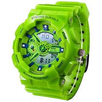 Skmei Relógios Masculinos Digital Automático S Shock Baratos