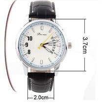 Relógio Masculino Barato Luxo Esporte Com Calendário