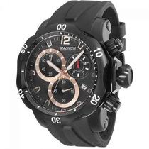 Relógio Magnum Cronógrafo Ma33755p Frete Gratis