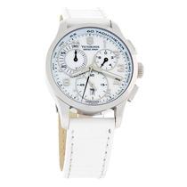 Relógio Fem. Swissarmy Alliance Madrepérola/cronôm. 241321