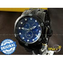 Invicta Reserve Venom 5731 Blue Grande 54 Mm Swiss Original