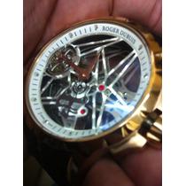 Relógio Roguer Dubuiis Escalobur