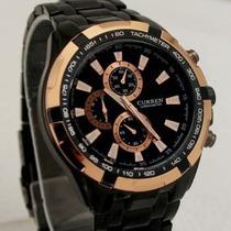 Relógio Curren Original Marca De Luxo
