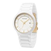 Relógio Feminino Technos Elegance Ceramic Gm10ij/1b - Branco