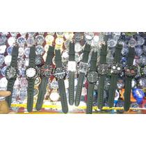 Kit 10 Relógios Masculino Atacado Caixinhas Revenda Lote