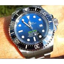 Rolex Deep Blue Ano 2016 Troco Audemars , Panerai Ano 2016 .