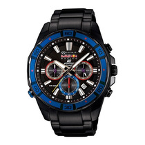 Relógio Casio Edifice Efr-534 Rbk-1a Red Bull Racing Wr-100m