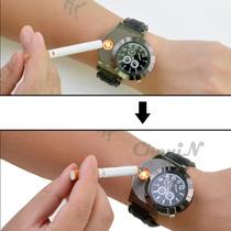 Relógio Importado De Luxo À Cende Cigarro
