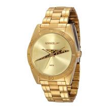 Relógio Speedo Fashion Feminino Dourado 64007lpevds1k1