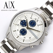 Relogio Masculino Armani Exchange Ax 2136 Original Garantia