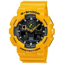 Oferta Relógio Casio G-shock Ga-100a Wr200 Garantia