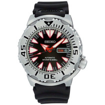 Seiko Black Monster Srp313k1 200mts - No Brasil !