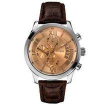 Relógio Masculino Guess Caixa De 4,7 Cm, Resistente À Água 3