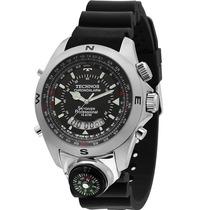 Relógio Technos Skydiver Pilot T20571/8p - Garantia E Nf