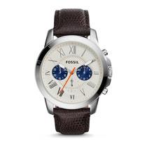 Relógio Masculino Fossil Grant Fs5021/0xn - Original