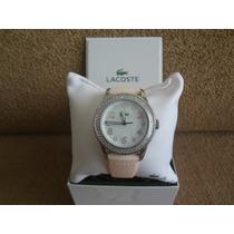 Relógio Feminino Lacoste Original Importado Dos Eua
