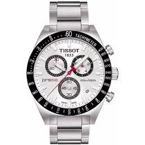 Relogio Tissot Prs516 T044.417.21.031.00 Prata Original